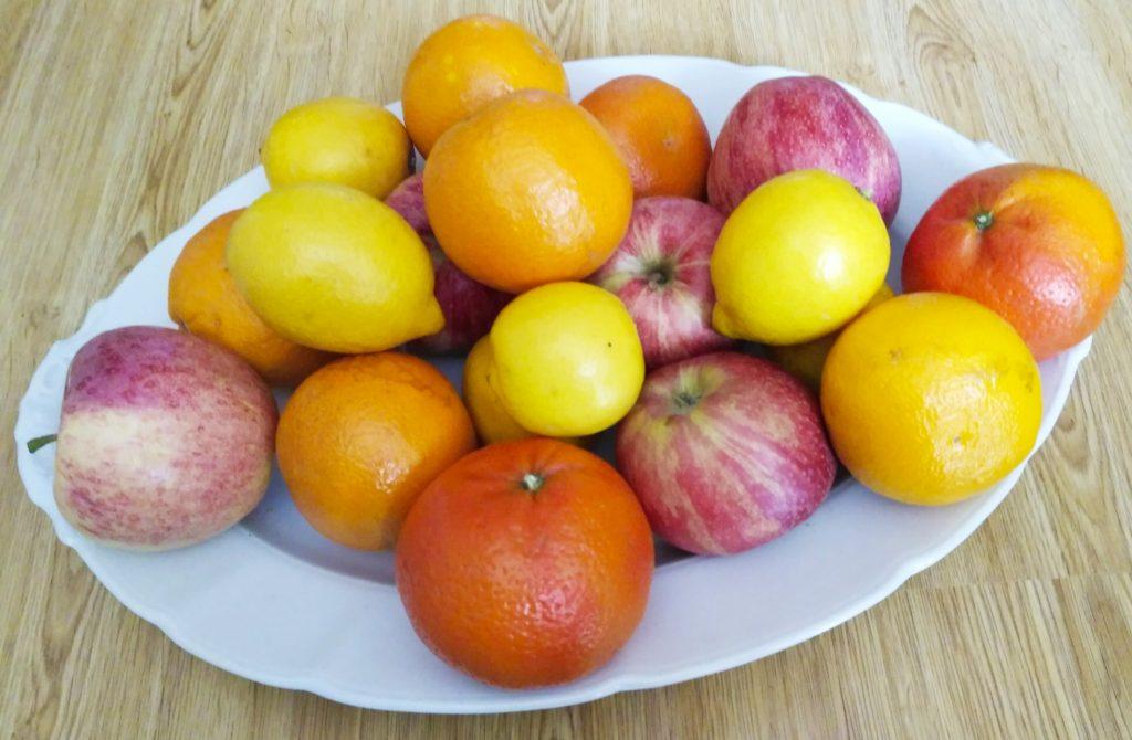 Ovoce, vitamíny